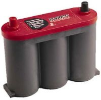 RTS2.1 (8010-355) Optima Red Top - Starting Battery | Buy online from The Battery Shop